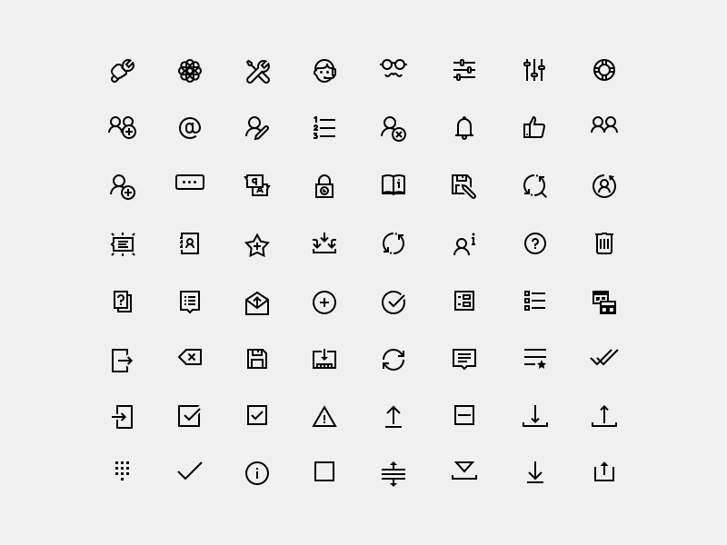Yosemite Icon Pack Free PNG and SVG Icons SVG freebie.