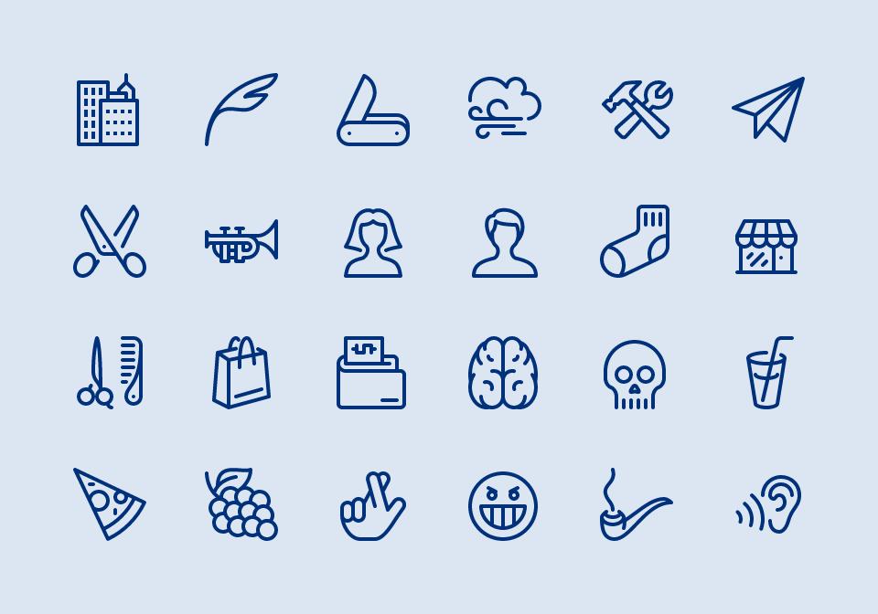 Premium Icon Packs.