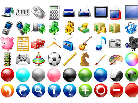 PNG free Icons Collection free download.