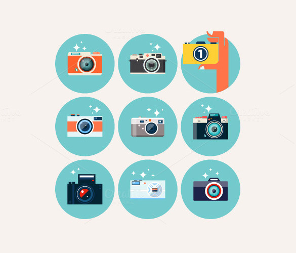 24+ Camera Icons.
