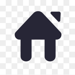 Home Icon White Png #425556.