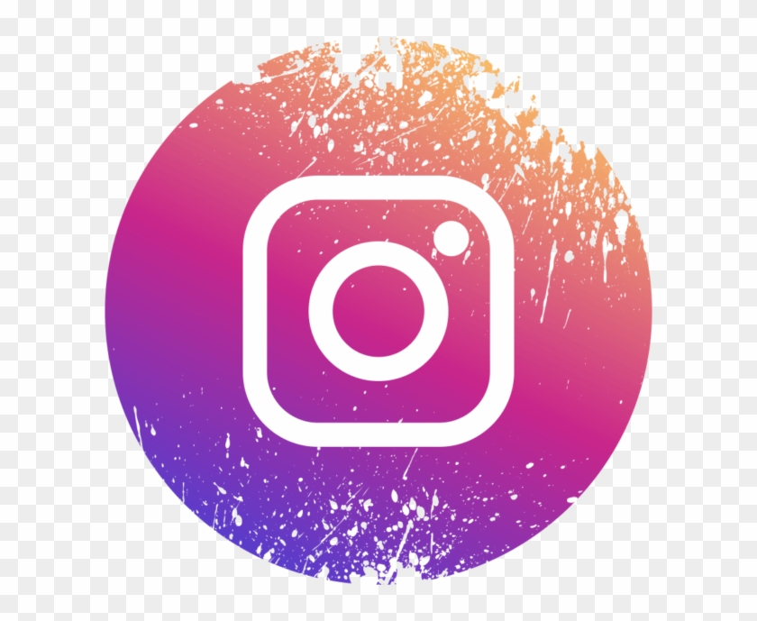 Splash Instagram Icon Png, Transparent Png.
