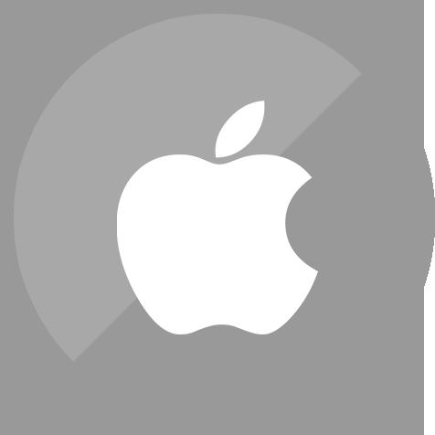 Apple, computer, ios, mac, macintosh, operating system icon.