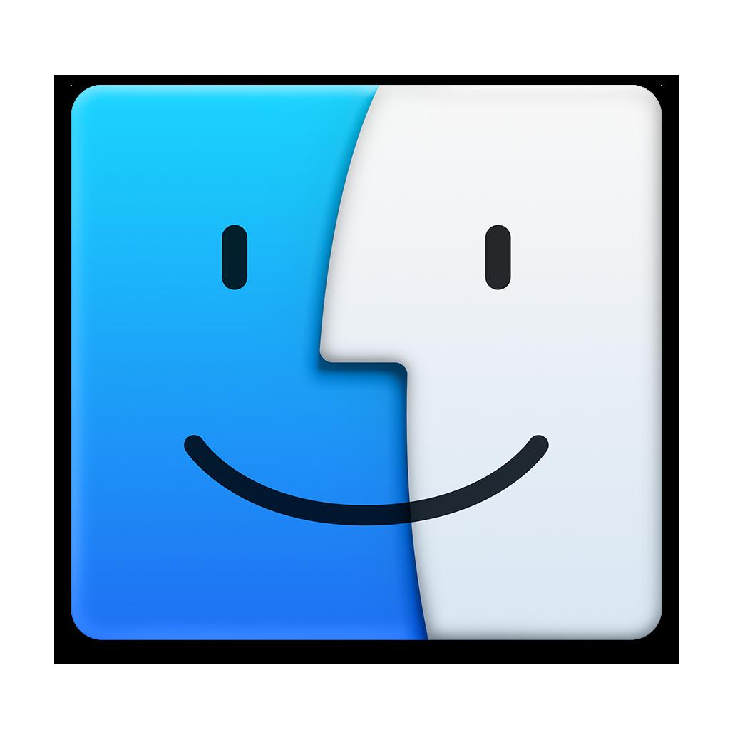 Finder Icon.
