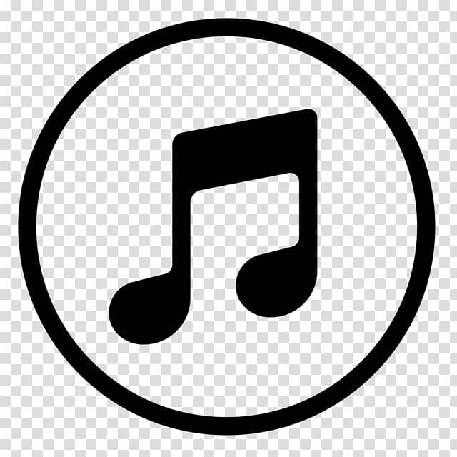 Music icon, iTunes Computer Icons Logo, itunes transparent.