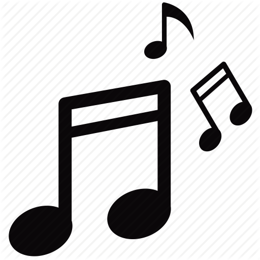 Free Music Note Vector #34253.