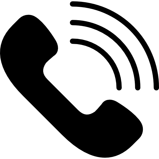 Ringing Phone Icon transparent PNG.