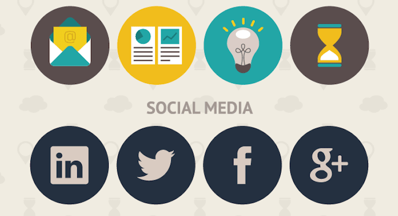 The 30 best free social media icon sets.