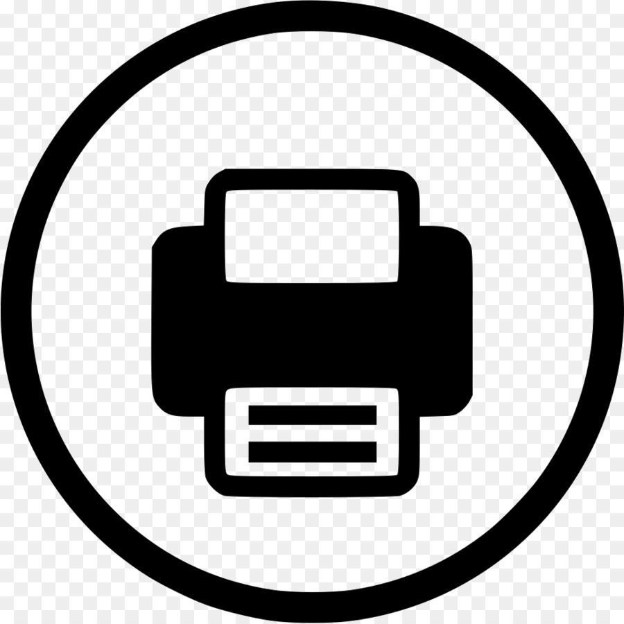 Printer Icon clipart.