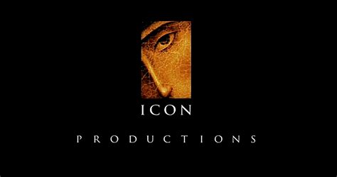 Icon productions Logos.