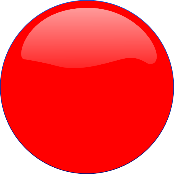 Red Circle Icon #16060.