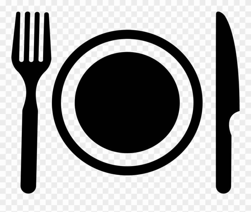 Dinner, Food, Kitchen, Meal, Restaurant Icon.