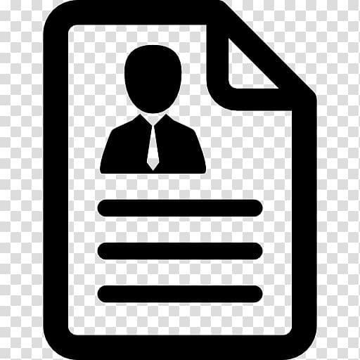 Curriculum vitae Résumé Computer Icons Application for.