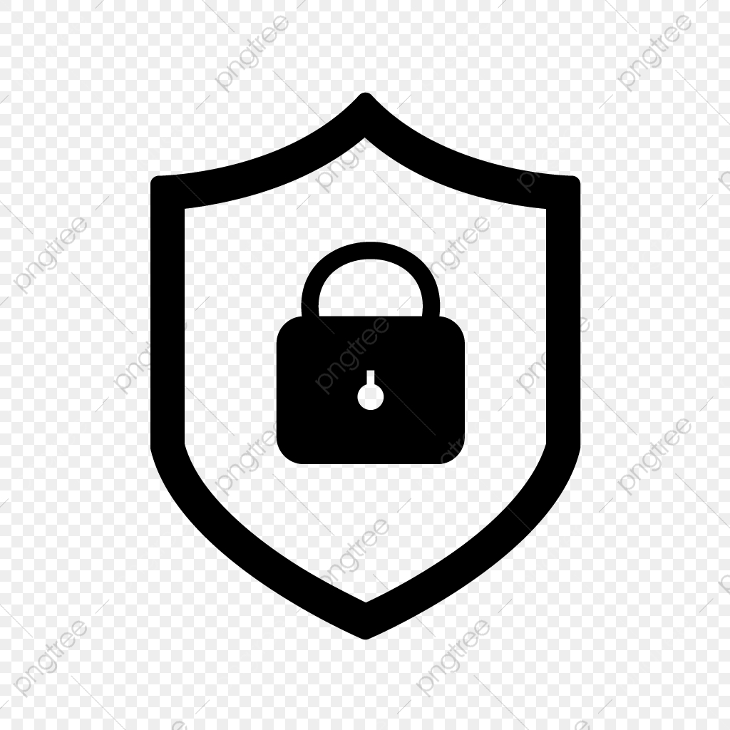 Vector Online Protection Icon, Protection, Shield, Security PNG and.