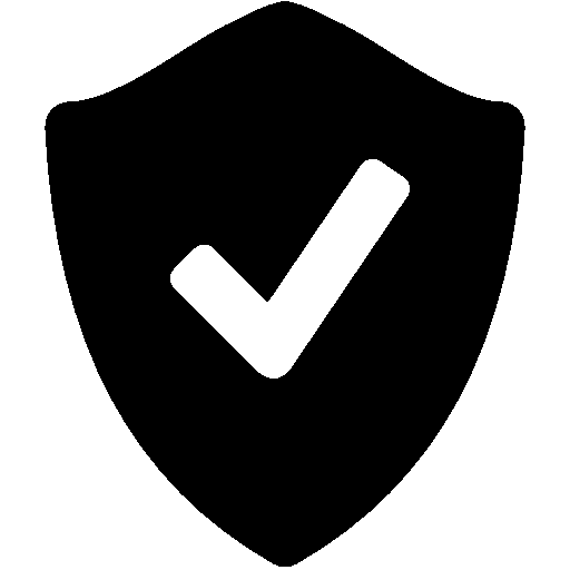 Security Security Checked Icon.