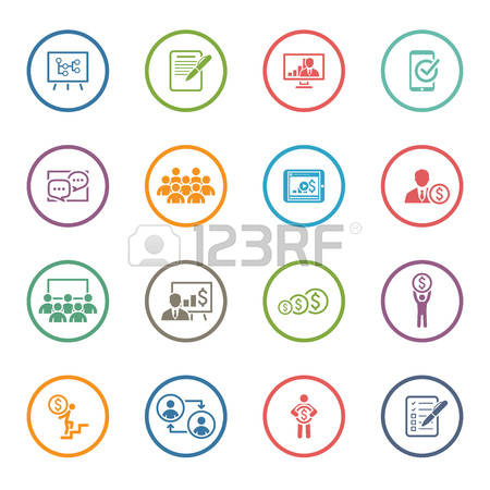 1,706,192 Icon Set Cliparts, Stock Vector And Royalty Free Icon.