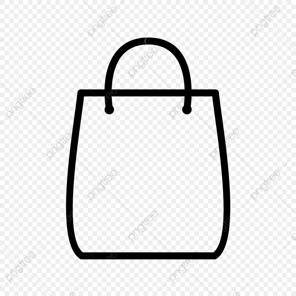 Vector Shopping Bag Icon, Shopper Bag, Shopper Bag Icon, Shopping.