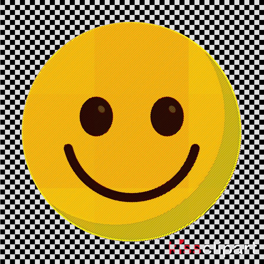 Smile icon Smileys icon clipart.
