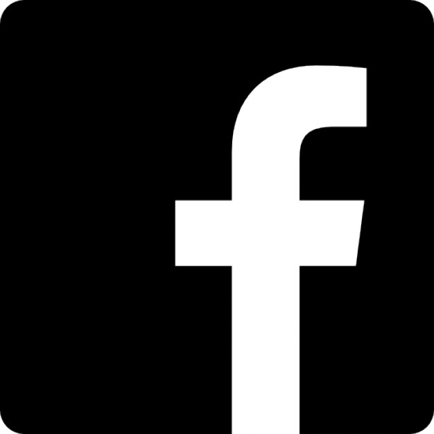 Facebook symbol Icons.