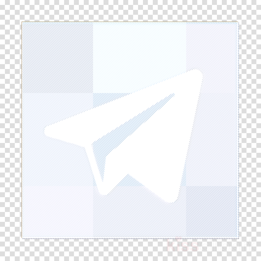Telegram icon Social Networks Logos icon clipart.