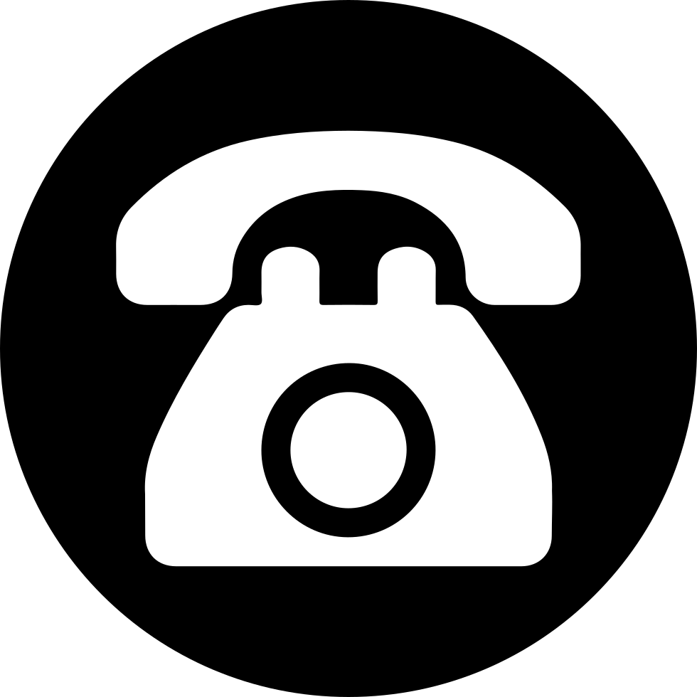 Side Point Telephone Svg Png Icon Free Download (#414675.