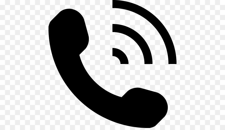 Telephone Symbol Icon.