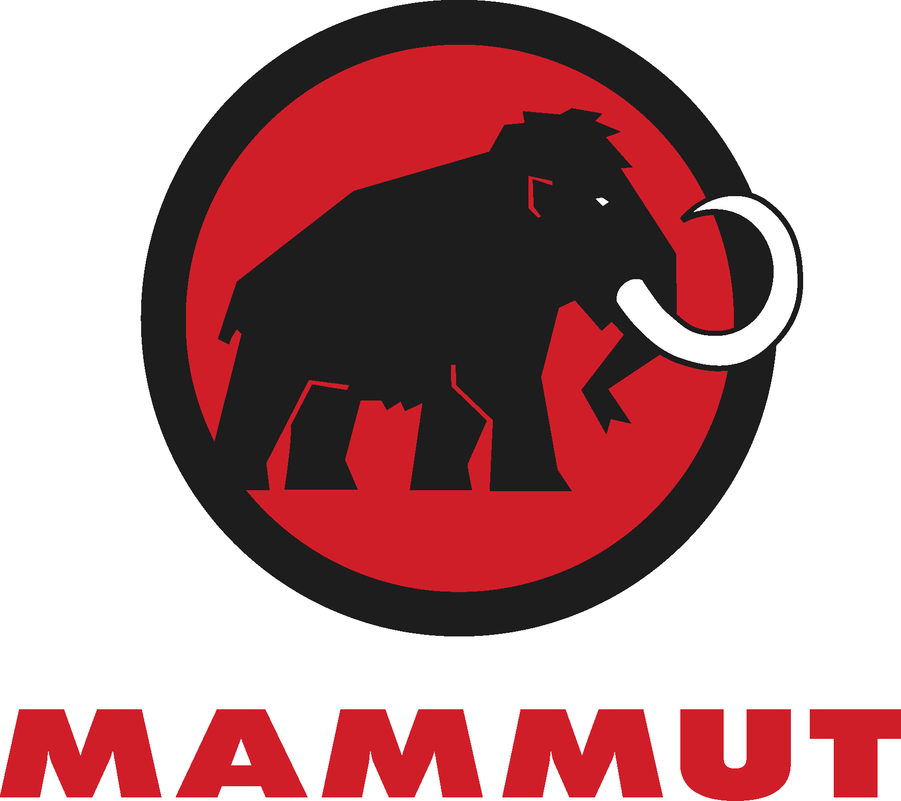 Mammut Logo Vector Icon Template Clipart Free.