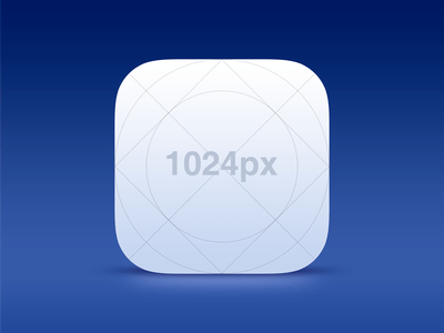 25+ Best iOS App Icon Templates To Create Your Own App Icon (Updated.
