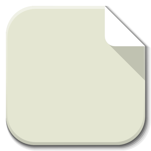 Apps Icon Template File Icon.