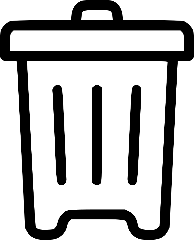 Icon Trash Svg Png Icon Free Download (#549282).