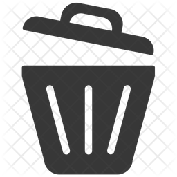 Trash Icon.