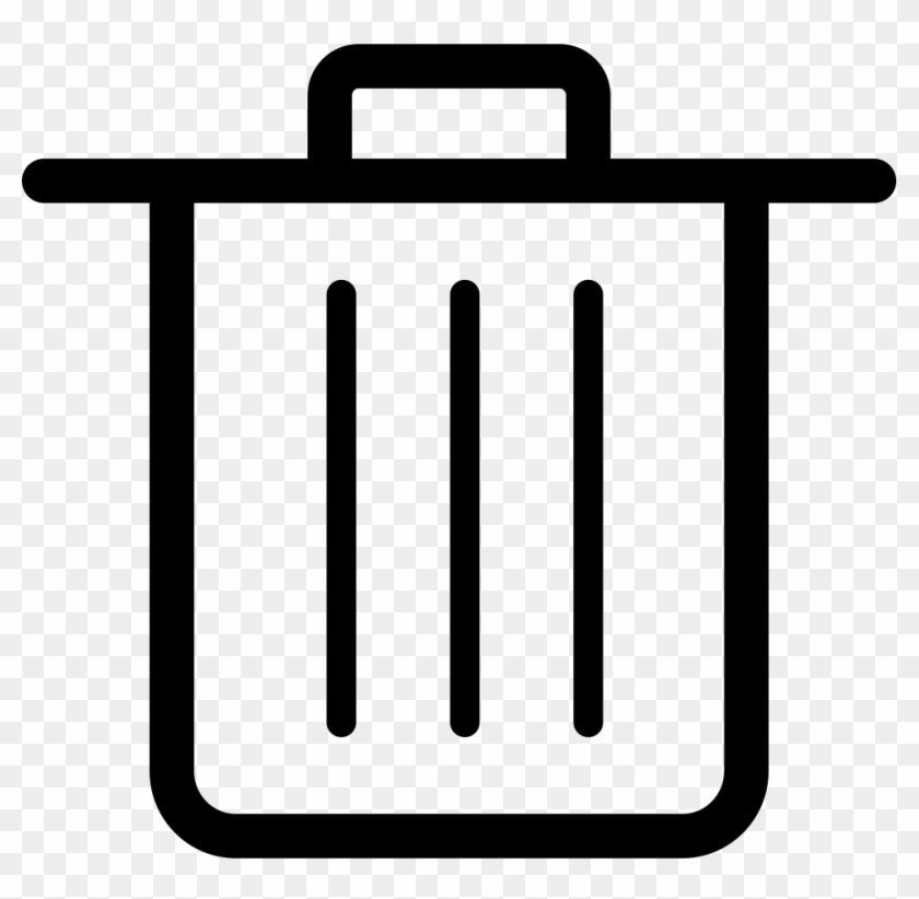 Trash Svg Png Icon Free Download, Transparent Png.