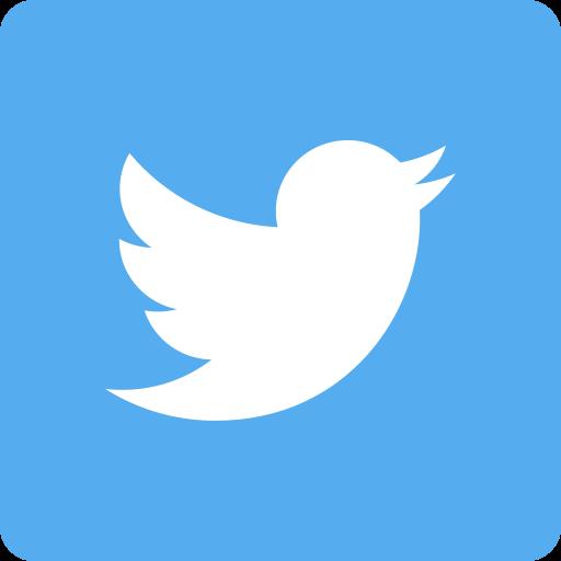 Social, social media, tweet, twitter icon.