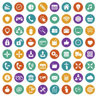 Icons vectors, +330,000 free files in .AI, .EPS format.