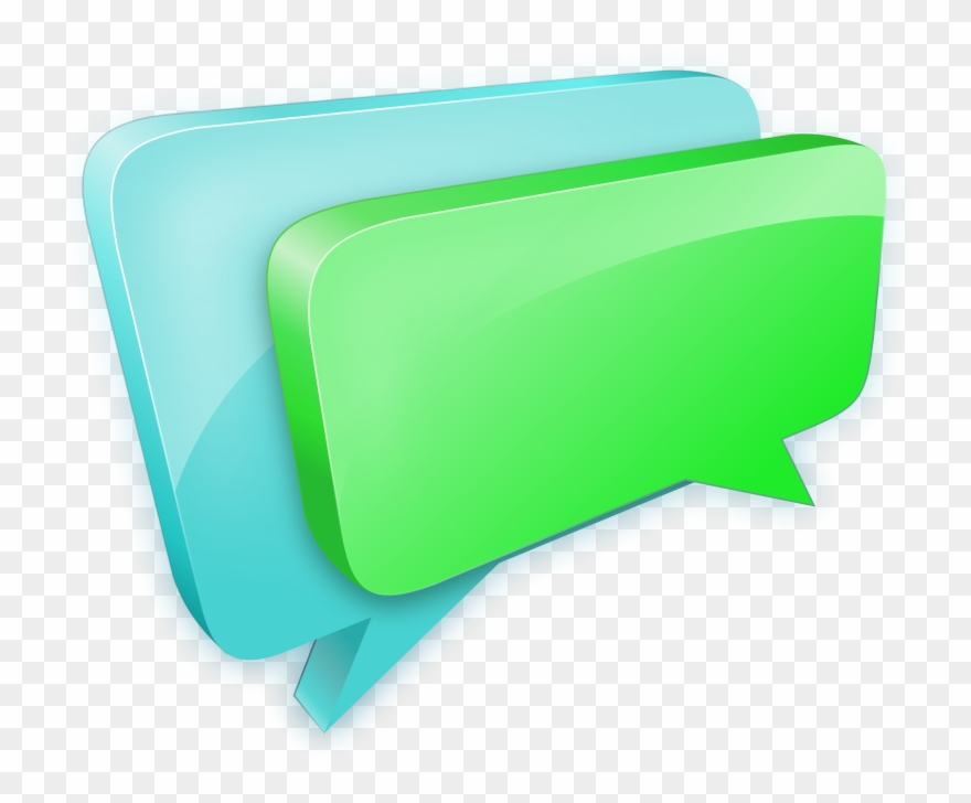 3d Message Icon Png Clipart (#111913).