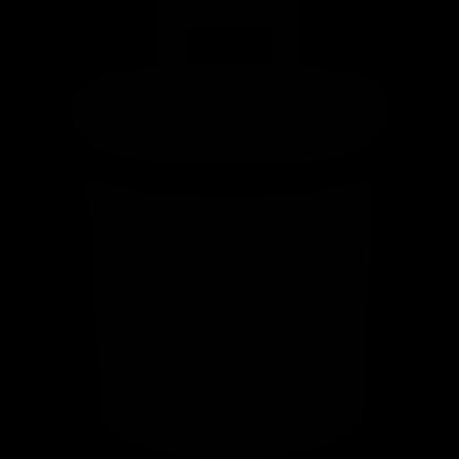 Icône Android, corbeille Gratuit de ionicons.