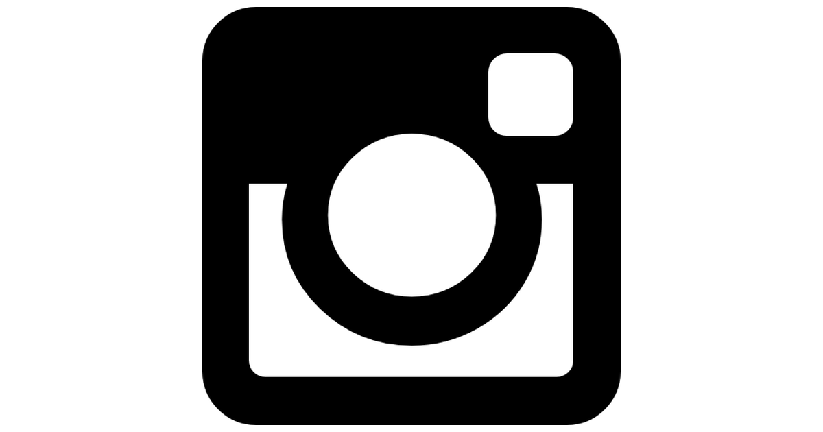 Instagram symbol.