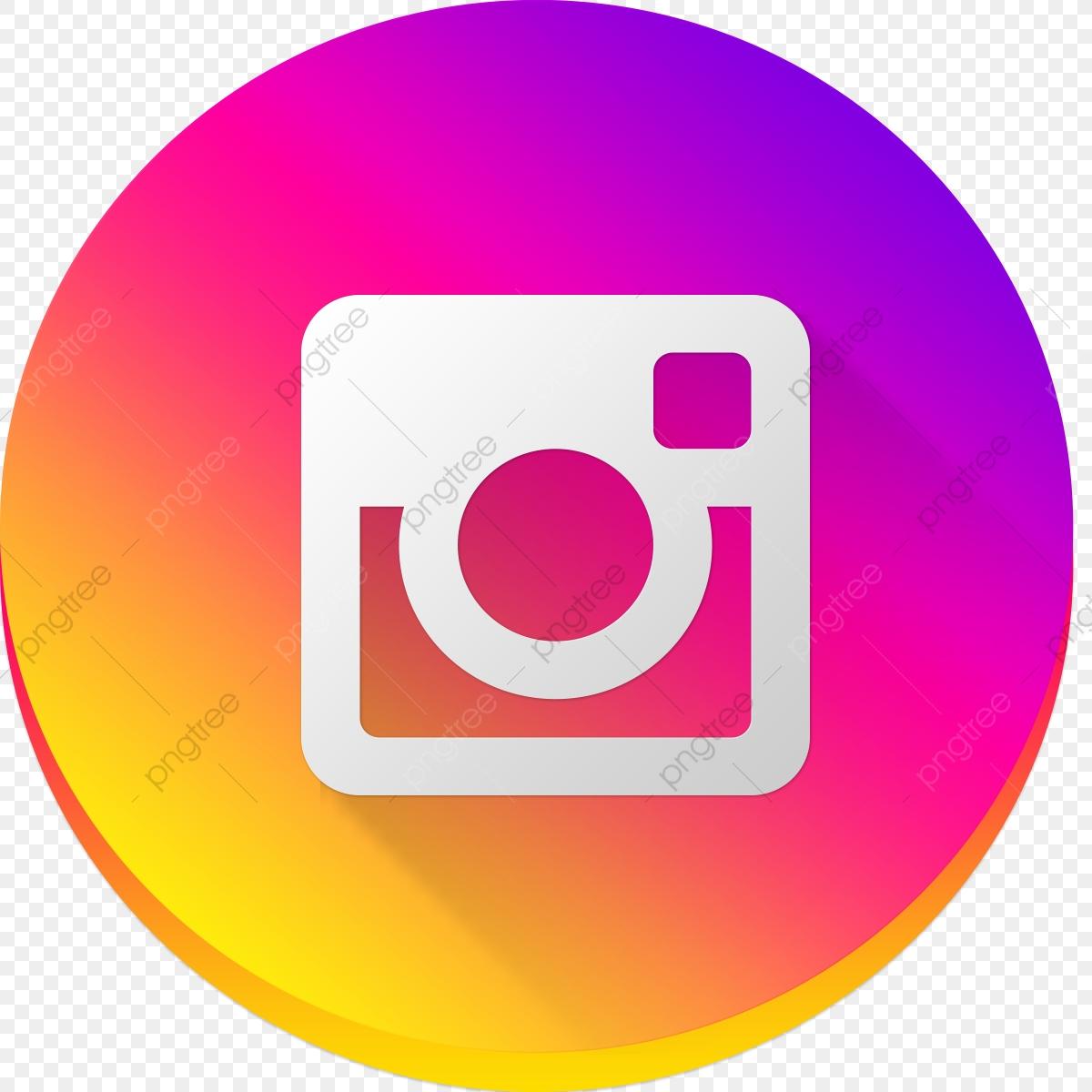 Instagram Icon, Instagram, Instagram ícone, Fecebook Design Elemet.