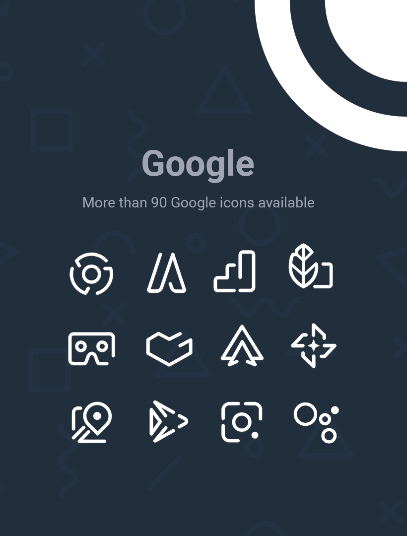 Best new icon packs for Android (January 2019).