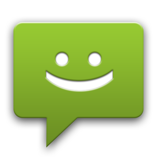 Android, chat, messages, r icon.