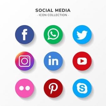 Icones Social.