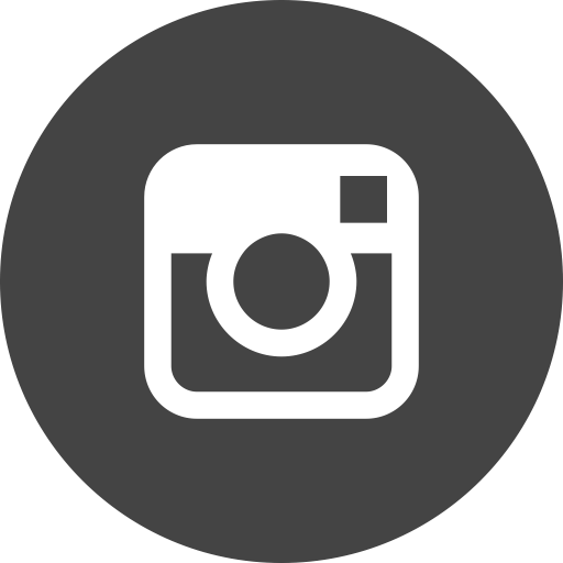 Circle, instagram icon.