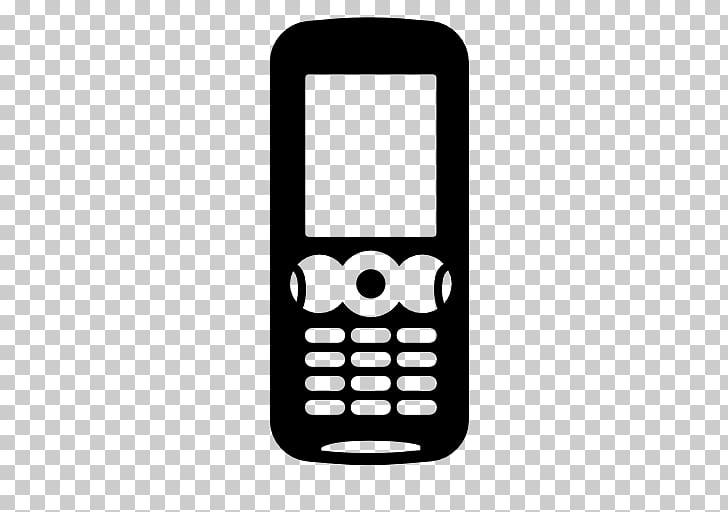 Iconos de computadora teléfonos celulares, icono de sitio.