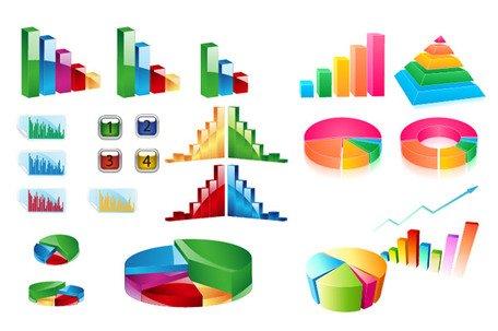 Bach estadísticas icono Clipart Picture Free Download.