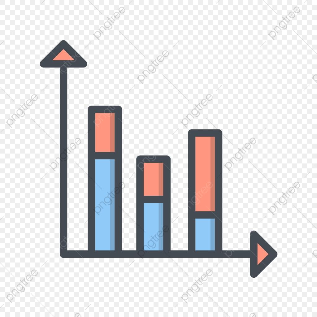 Estadísticas De Vector Icono, Bar Chart, Icono De Grafico De Barras.