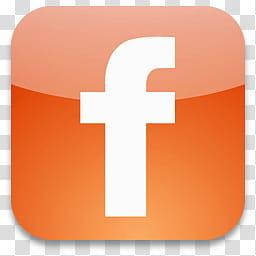 Iconos de facebook, transparent background PNG clipart.