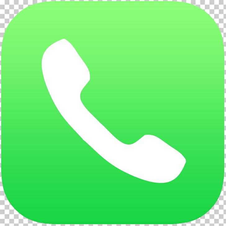 Llamada telefónica iconos de la computadora, teléfono.