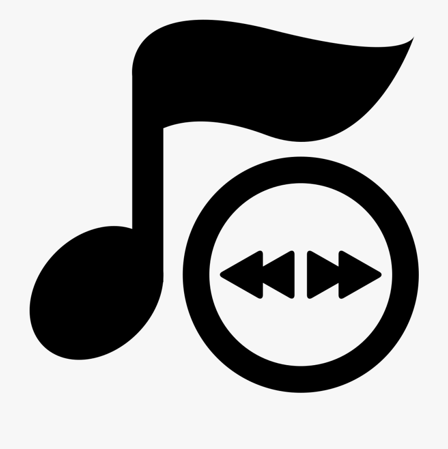 Transparent Eighth Note Png.