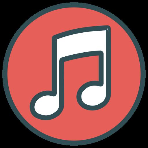 Iconos De Musica Png Vector, Clipart, PSD.