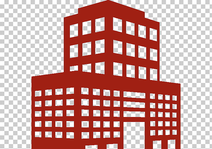 Computadora iconos corporación edificio comunidad planeando.